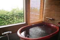 展望風呂客室