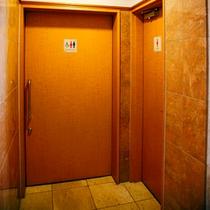 【館内設備】トイレ