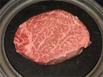 ヒレ肉石焼き