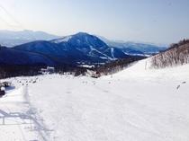 竜王スキーパークゲレンデ