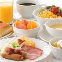 ■朝食バイキング洋食イメージ■
