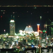 ■六甲山からの夜景■