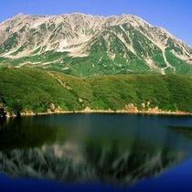 立山『みくりが池』