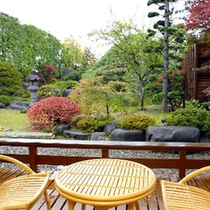 【メゾネット】庭