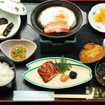 【朝食】和食イメージ