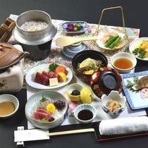【ご夕食】一例