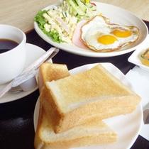 *【朝食例】朝はやっぱりパン派!という方のための洋朝食