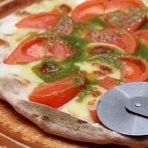 シェフ特製pizzaのマルゲリータ