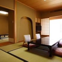 ◇【本館】和室10+7畳一例