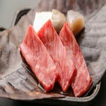 和牛の朴葉焼き