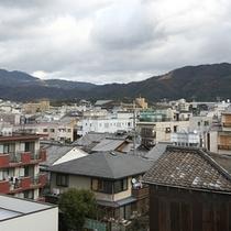 ホテルサンセットイン京都風景