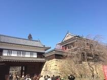 大河ドラマ真田丸の舞台★上田城まで車で2時間