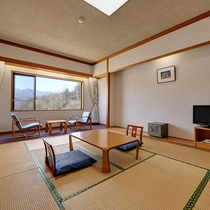 *和室(一例)/広々とした10畳~16.5畳のお部屋がございます。