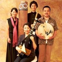 年に何度か日本伝統楽器のプロ奏者をお招きして館内コンサートを行っております。