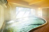 【2番館長崎屋】庭園露天風呂付大浴場