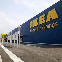 IKEA新宮店/お車で10分