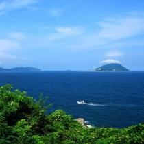 志賀島/お車で30分