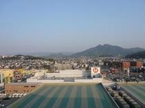 10F風景(山側)