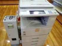 【コピー機】 100円ショップ横にございます。 10円/1枚
