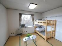 和室10畳 2段ベッド付