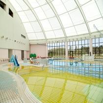 神栖市海浜運動場屋内プール