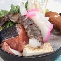 (夕食)海鮮鍋
