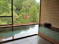 貸切風呂「山なみの湯」