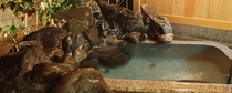 特別室「聚楽第」客室露天風呂