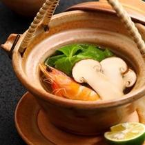 【秋の味覚】≪秋の別注料理≫松茸の土瓶蒸し