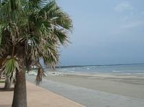 青島ビーチ1
