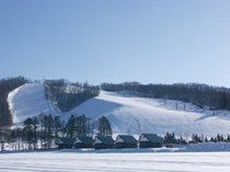 白銀台スキー場