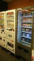 1階 自動販売機コーナー