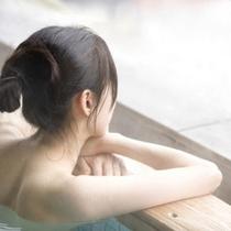 温泉で体も心もリフレッシュ♪