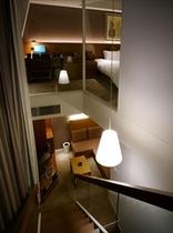 エグゼクティブスイート 室内階段