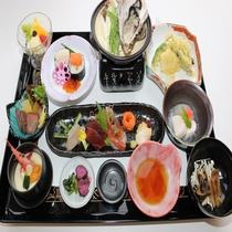 シニアプラン向け料理イメージ画像