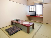 和室6畳の一例