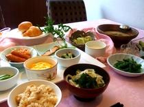 7月朝食季節メニュー