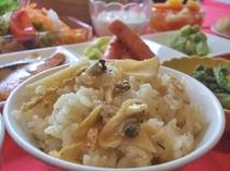 春アサリと筍の炊き込みご飯、他多数
