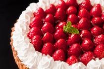 こだわり苺ケーキ
