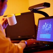 全室高速LANインターネット対応