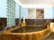 24時間貸切風呂として利用できるのが嬉しい!