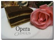 フランス菓子オペラ