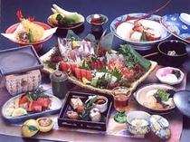 ★夕食(イメージ・一例)