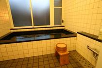 貸切り温泉(浴室小)
