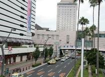 JR徳島駅前