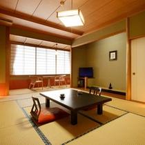 *和室14畳(客室一例)/ゆったり広々としたお部屋で寛ぎのひと時を。