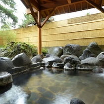 *露天風呂(女性)/自然の風にあたりながら贅沢なひと時を。
