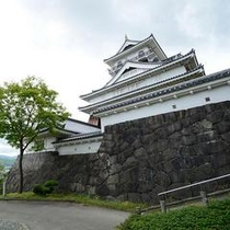 羽州の名城「上山城」 天守閣からは、上山市街・蔵王連峰を一望 月岡ホテルより徒歩約7分