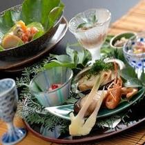 特別室【至福のひとときプラン専用]先附・前菜のイメージ