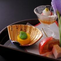 お料理の一例(前菜)